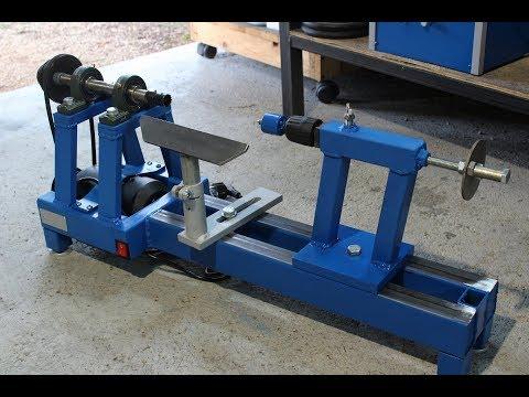 Fresa cnc artigianale doovi for Costruire tornio legno