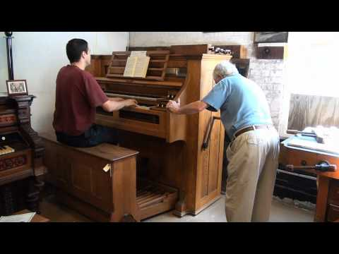 Our Visit to the Estey Organ Museum
