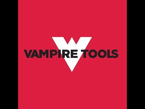 Live With The Marketing Manager Of Vampire Tools