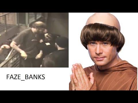 Faze Banks Bald
