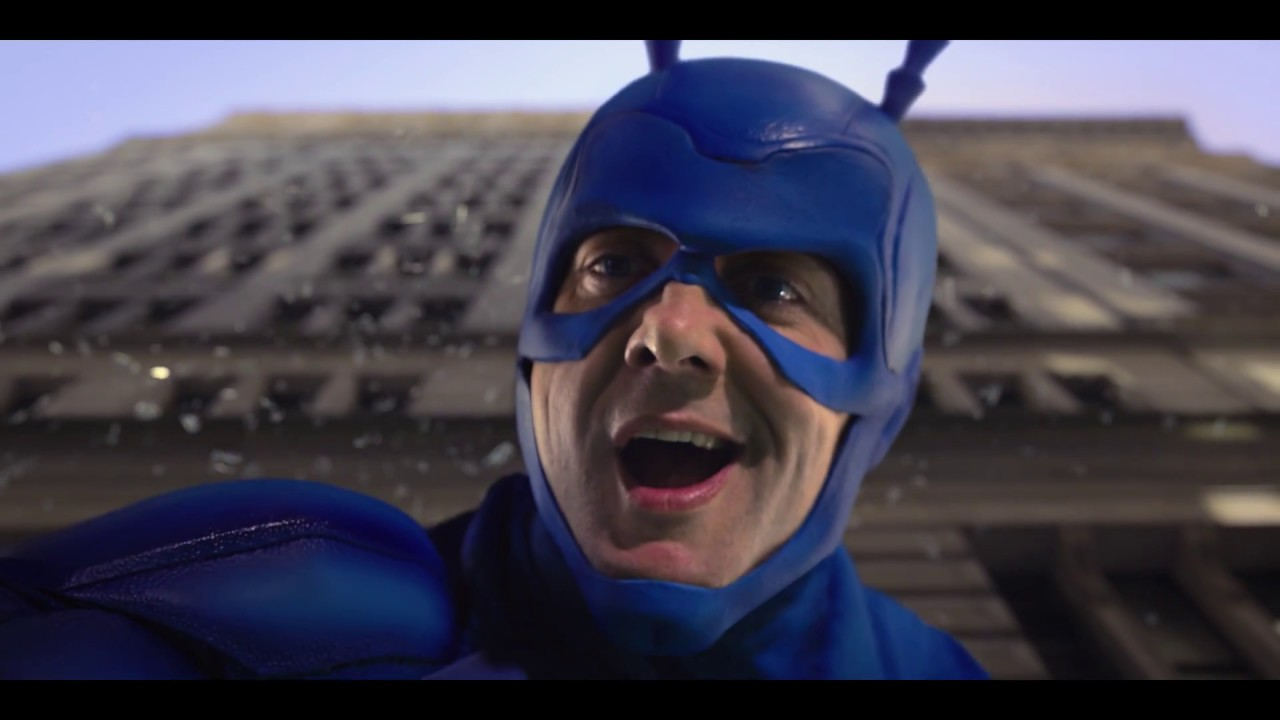 Download The Tick 'Falling' - Exclusive to Amazon Prime from 25 August
