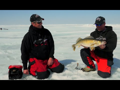 """Giant Lake Erie Walleyes - Round 2"" In-Depth Outdoors TV Season 9, Episode 16"