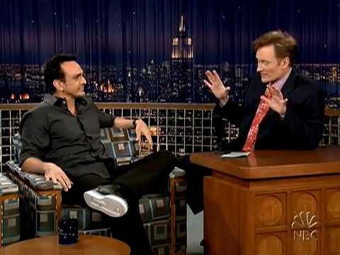 Conan O'Brien 'Hank Azaria 11/3/04