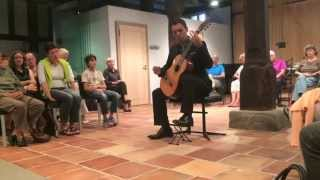 Classical Guitar- Prelude and Fugue BWV 849, by J.S. Bach