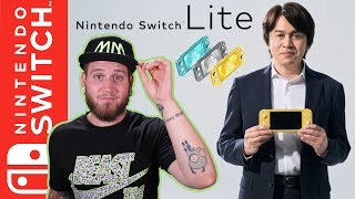 Let's Talk About NINTENDO SWITCH LITE!