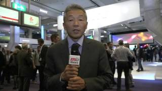 IBC 2015: Katsunori Yamanouchi, Sony