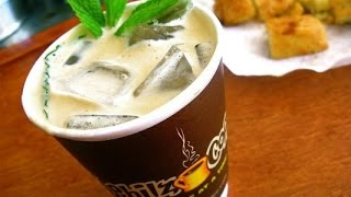 Philz Coffee Mint Mojito Iced Coffee Review / Santa Monica