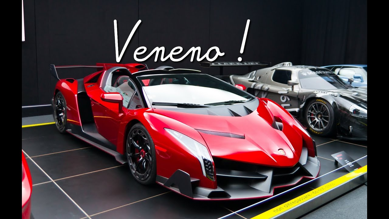 lamborghini veneno roadster details youtube. Black Bedroom Furniture Sets. Home Design Ideas