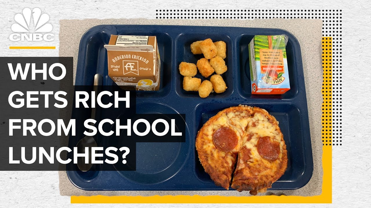Dominos How Brands Like Domino S Profit From School Lunch