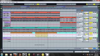 John Bullen - Unnamed Rock Song (Ableton Live)