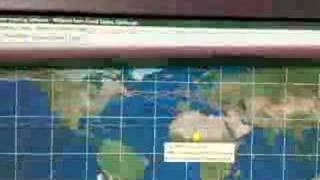 EB1IAT contacting with the ISS