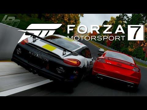 Purer Fahrspaß im Cayman GT4! - FORZA MOTORSPORT 7 Part 20 | Lets Play