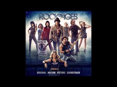 Diego Boneta, Alec Baldwin, Russell Brand & Julianne Hough -Juke Box Hero / I Love Rock 'n' Roll