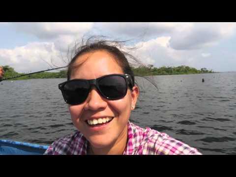 Dia De Pesca La Arenosa