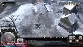 Company of Heroes 2 Walkthrough Part 18 Poznan Citadel [PC]