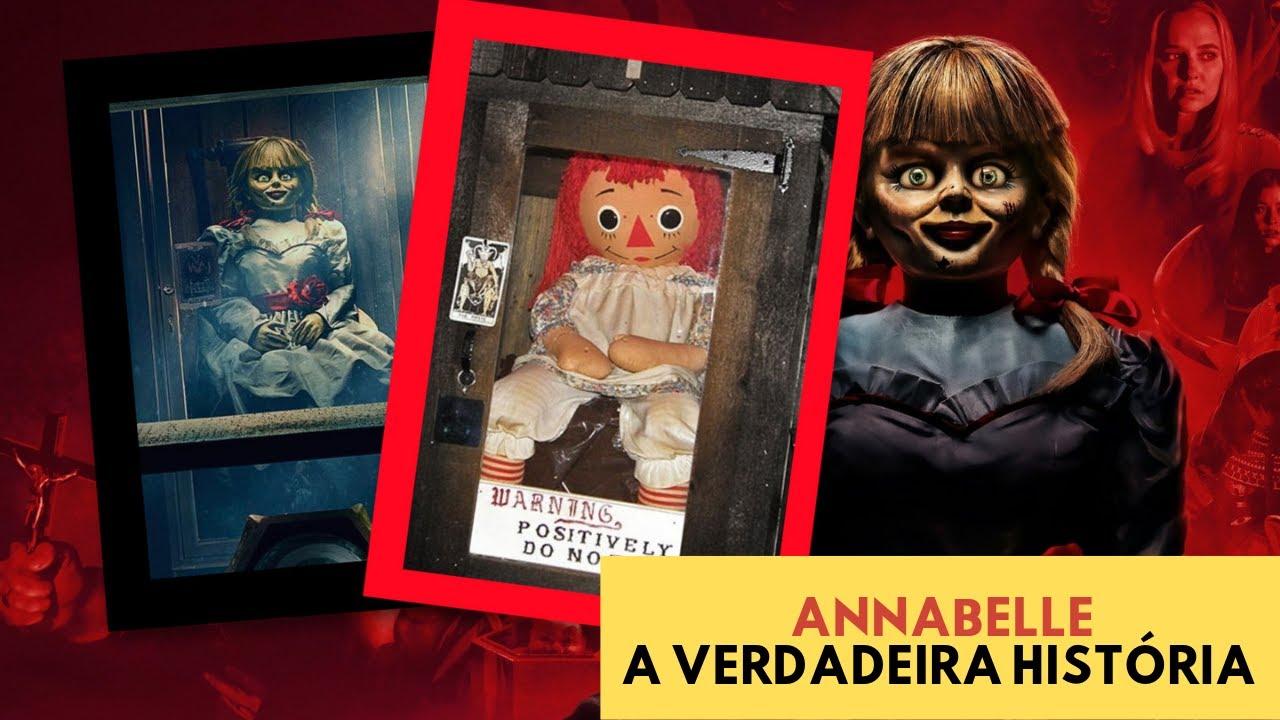 ANNABELLE 3: DE VOLTA PARA CASA | DIFERENÇAS ENTRE O FILME E A VIDA REAL FEAT FELIPPE BARBOSA