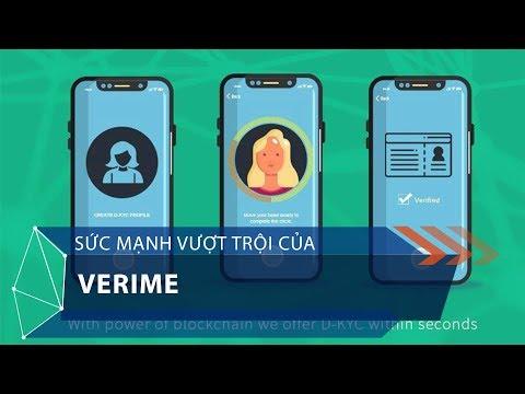 Sức mạnh vượt trội của VeriMe | VTC1
