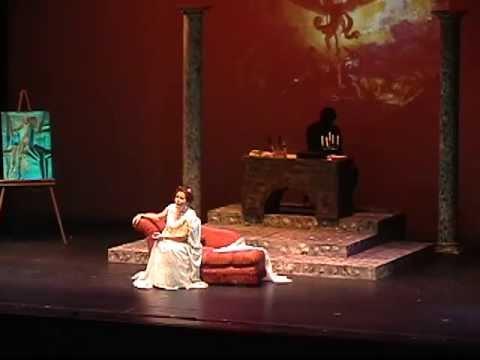 "Boheme Opera NJ - Tosca 2011 - ""Vissi d'arte"""