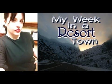My Week In A Resort Town 🏂~ December 16, 2016