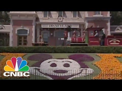 Disneyland Celebrates 60th Birthday: Bottom Line | CNBC