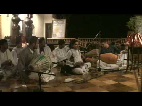 NY Eve Bhajan - Chimayi - Hare Krishna - 17/21