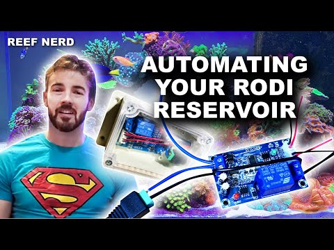 DIY Project - Automating your RODI Reservoir