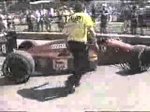 Rede Manchete comercial 1988 F1 Primeira Fila
