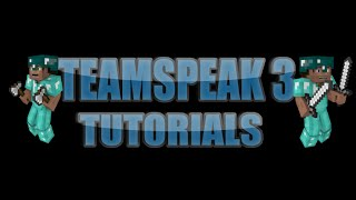 Teamspeak 3 Download And How To Use Tutorial