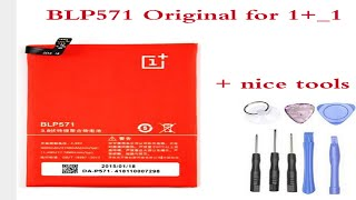 Распаковка и замена аккумулятора на oneplus one BLP571