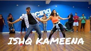 ISHQ KAMEENA || Richa & Yogen (Bollywood Master Class)