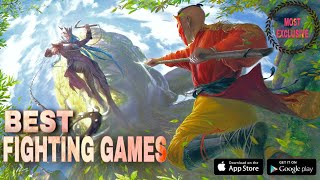TOP 10 BEST NËW FIGHTING GAMES FOR ANDROID & IOS IN 2020