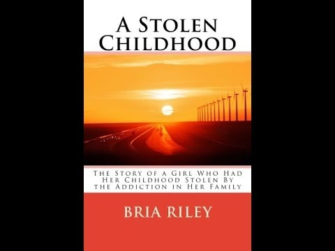 The Addiction Show With Bria Riley Author Of Book A Stolen Childhood