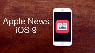 Apple News App on iOS 9 - Walkthrough & How to Follow MAOmagic!