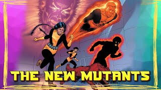 The Origin of The New Mutants