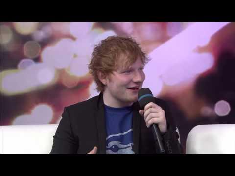 2013 MMVA Blackberry Lounge: Ed Sheeran