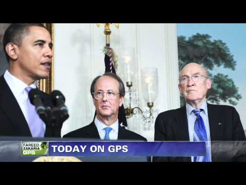 Fareed Zakaria GPS - Preview - Republican Alan Simpson & Democrat Erskine Bowles.