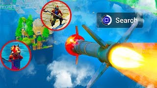 Guided Missile Hide & Seek Gamemode in Fortnite Battle Royale