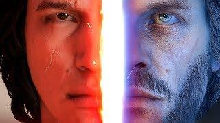 ◀THE LAST JEDI: KYLO VS LUKE SCENE Recreated in Battlefront 2