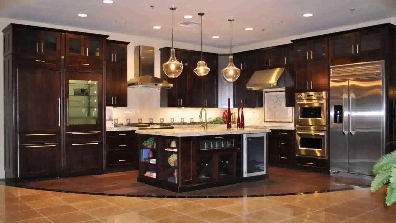 Kitchen Ideas With White Cabinets Dark Island Gif Maker Daddygif Com See Description Youtube