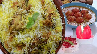 Chicken Biryani Lajawaab - How To Win Cooking Competition By Golden Harvest
