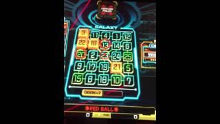 Bingo Galaxy (ビンゴギャラクシー ライドで5万9千400枚)