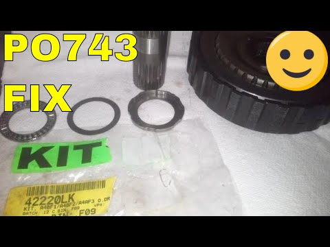 DTC Code P0734 Hyundai/Slipping  Transmission Fix WITT