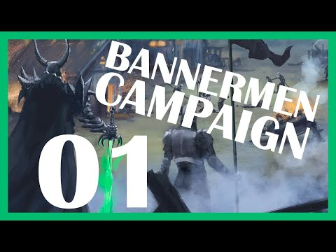 """Strategy Campaign"" Bannermen Gameplay PC Let's Play Part 1 (Special Feature)"
