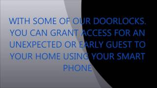 Fingerprint Locks - KEYless Entry Systems