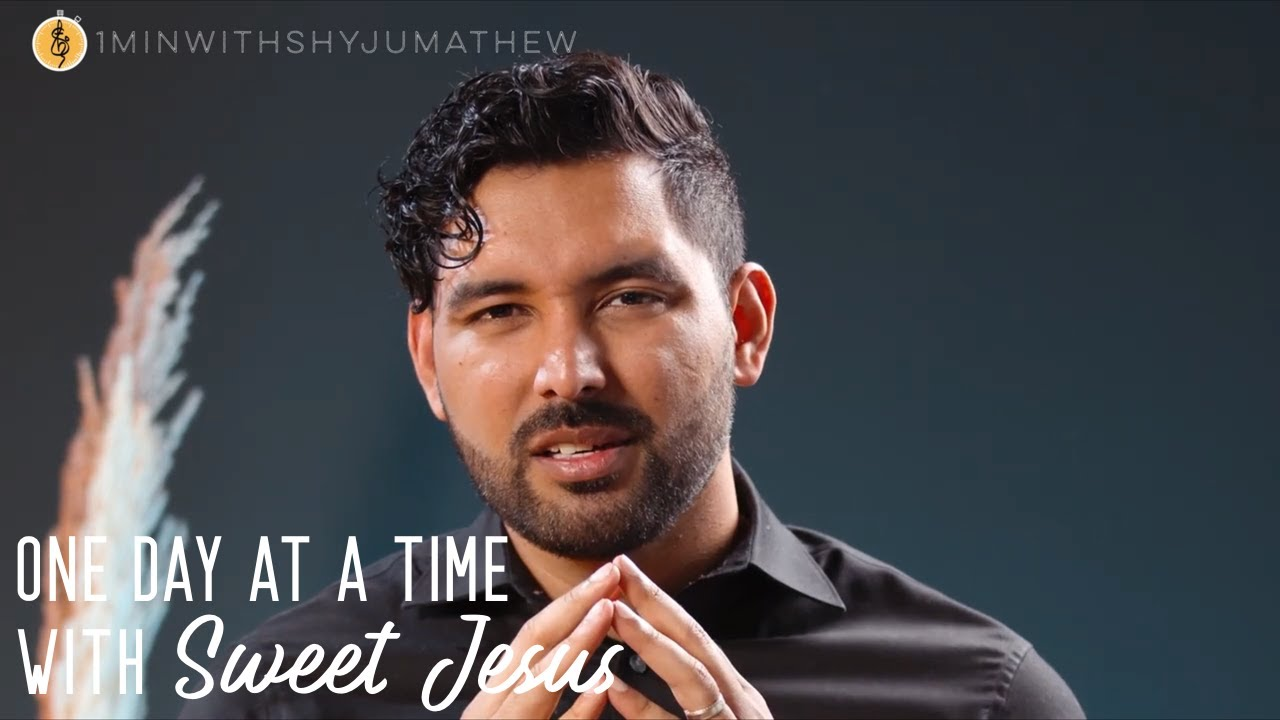 """1Minute Manna: """"One Day at a Time With Sweet Jesus"""" 