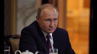Полное интервью Оливера Стоуна с Путиным