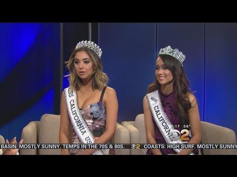 Miss Calif. USA, Miss Calif. Teen USA Discuss Pageant