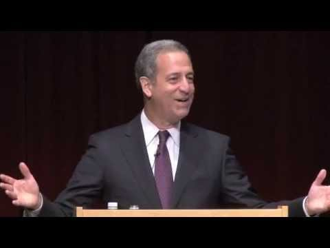 "Russ Feingold: ""Corporate Power and Citizens United"""
