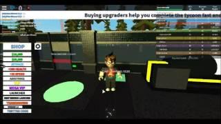 roblox futuristic war tycoon episode 1