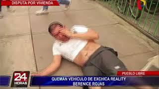 Pueblo Libre: continúan actos violentos entre familias enfrentadas por litigio de vivienda